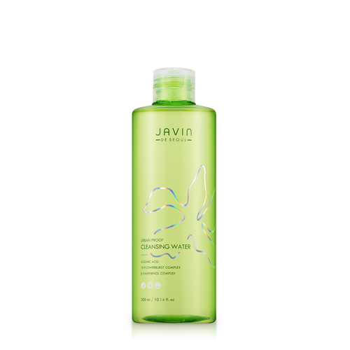JAVIN DE SEOUL URBAN PROOF CLEANSING WATER